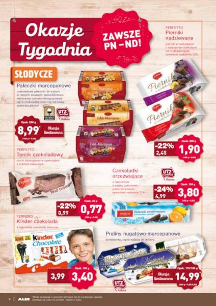 Aldi gazetka promocyjna od 2017-12-06, strona 6