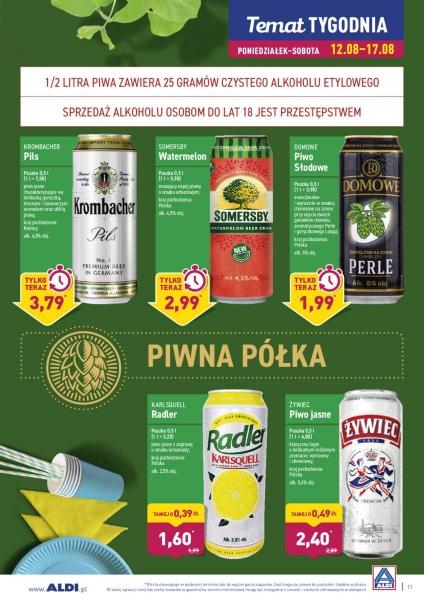 Aldi gazetka promocyjna od 2019-08-12, strona 11