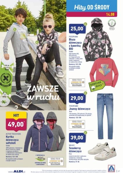 Aldi gazetka promocyjna od 2019-08-12, strona 27
