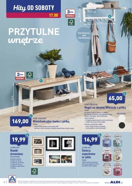Aldi gazetka promocyjna od 2019-08-12, strona 34