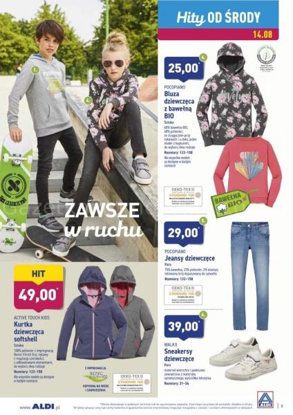 Aldi gazetka promocyjna od 2019-08-14, strona 8