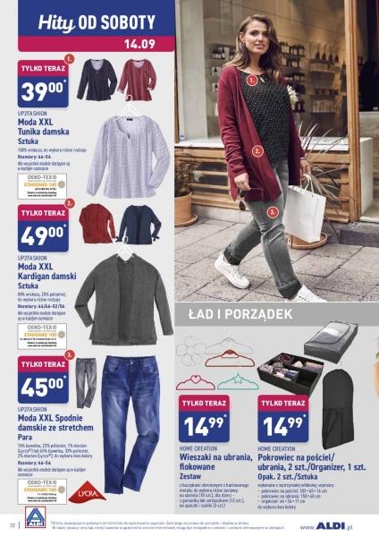 Aldi gazetka promocyjna od 2019-09-09, strona 32