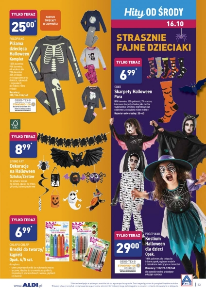 Aldi gazetka promocyjna od 2019-10-14, strona 23