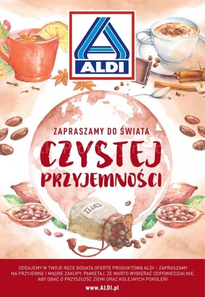 Aldi gazetka promocyjna od 2019-10-24, strona 1