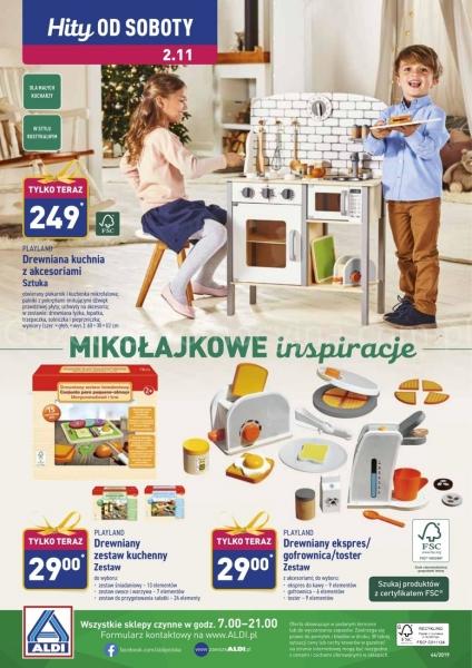 Aldi gazetka promocyjna od 2019-11-02, strona 6
