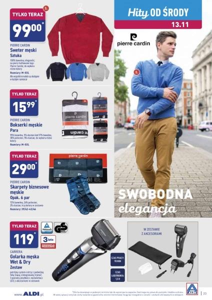 Aldi gazetka promocyjna od 2019-11-11, strona 23