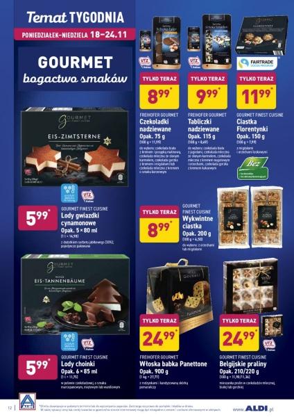 Aldi gazetka promocyjna od 2019-11-18, strona 12