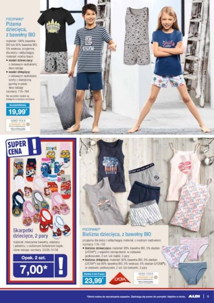 Aldi gazetka promocyjna od 2017-05-17, strona 9