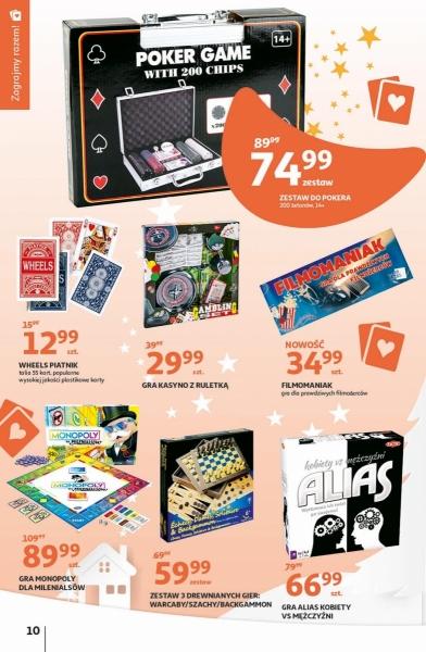 Auchan gazetka promocyjna od 2019-11-07, strona 10