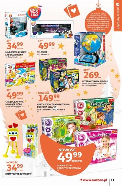 Auchan gazetka promocyjna od 2019-11-07, strona 11
