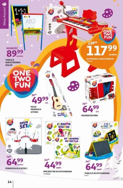 Auchan gazetka promocyjna od 2019-11-07, strona 14