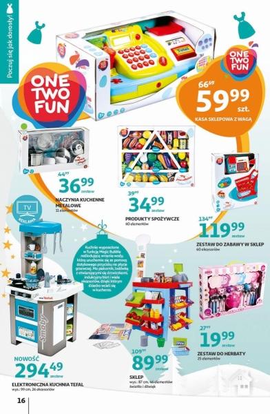 Auchan gazetka promocyjna od 2019-11-07, strona 16
