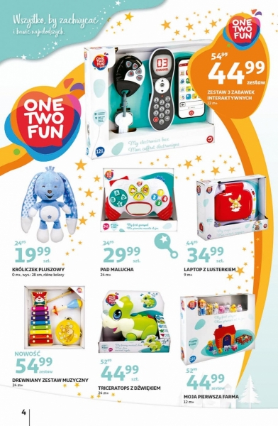 Auchan gazetka promocyjna od 2019-11-07, strona 4