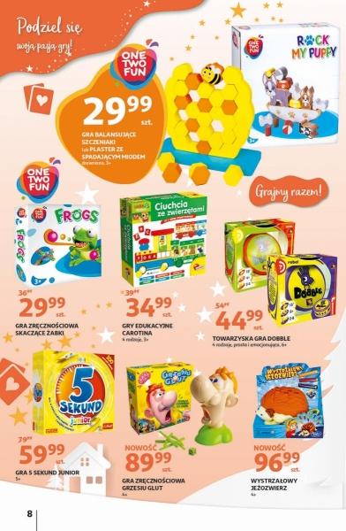 Auchan gazetka promocyjna od 2019-11-07, strona 8