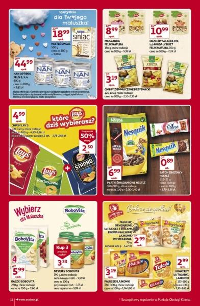 Auchan gazetka promocyjna od 2019-11-07, strona 12