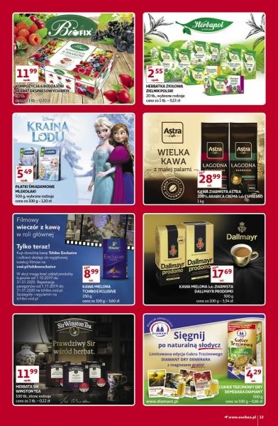 Auchan gazetka promocyjna od 2019-11-07, strona 13