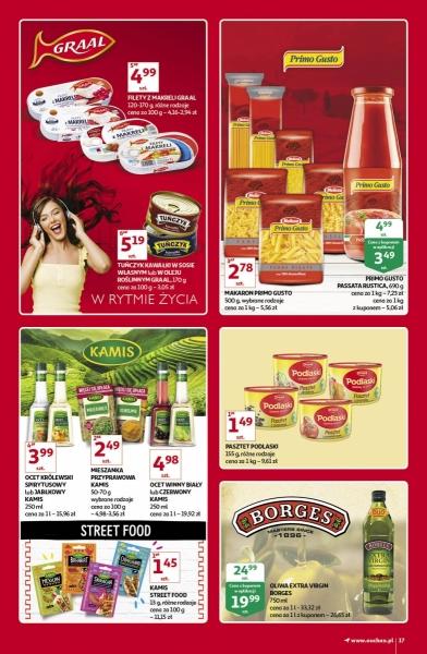 Auchan gazetka promocyjna od 2019-11-07, strona 17