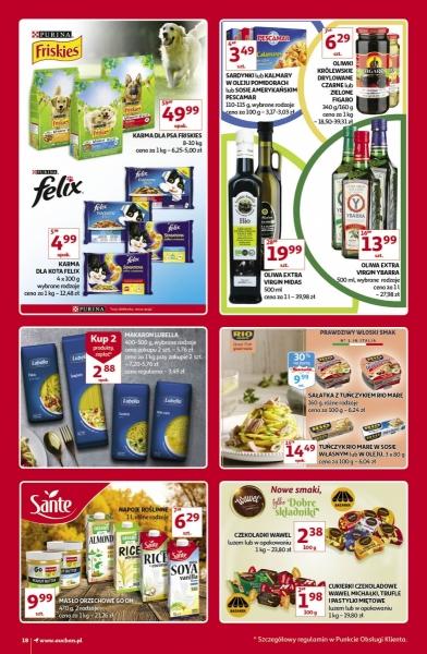 Auchan gazetka promocyjna od 2019-11-07, strona 18