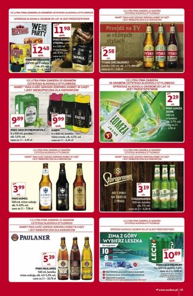 Auchan gazetka promocyjna od 2019-11-07, strona 19