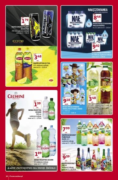 Auchan gazetka promocyjna od 2019-11-07, strona 20