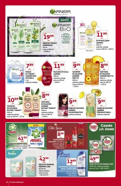 Auchan gazetka promocyjna od 2019-11-07, strona 22