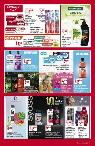 Auchan gazetka promocyjna od 2019-11-07, strona 23