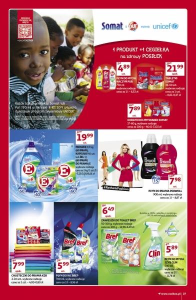 Auchan gazetka promocyjna od 2019-11-07, strona 27