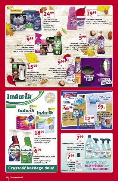 Auchan gazetka promocyjna od 2019-11-07, strona 28