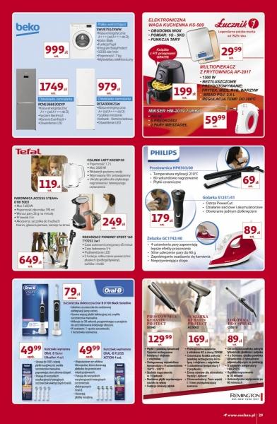 Auchan gazetka promocyjna od 2019-11-07, strona 29