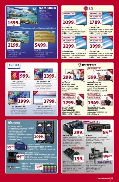 Auchan gazetka promocyjna od 2019-11-07, strona 31