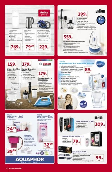 Auchan gazetka promocyjna od 2019-11-07, strona 32