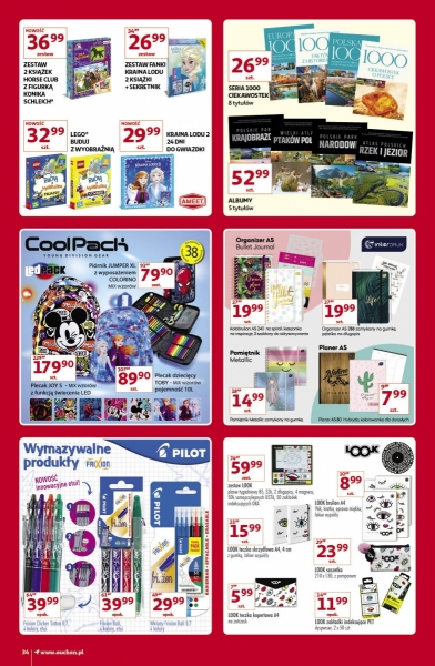 Auchan gazetka promocyjna od 2019-11-07, strona 34