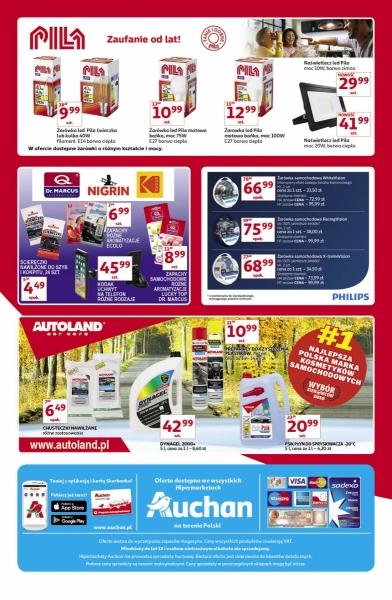 Auchan gazetka promocyjna od 2019-11-07, strona 36