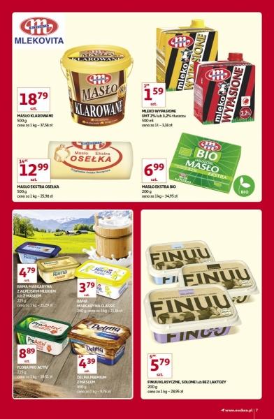 Auchan gazetka promocyjna od 2019-11-07, strona 7