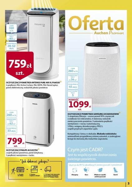 Auchan gazetka promocyjna od 2019-11-07, strona 3