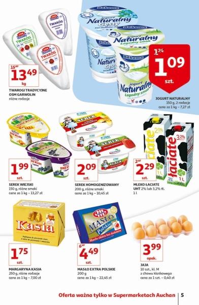 Auchan gazetka promocyjna od 2019-11-07, strona 5