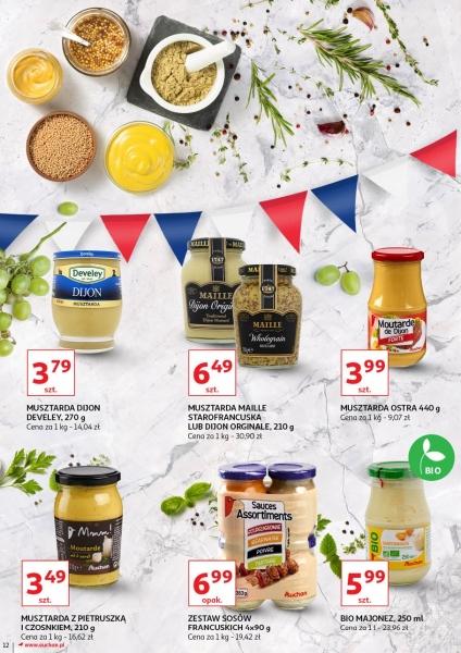 Auchan gazetka promocyjna od 2019-11-21, strona 12