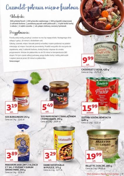 Auchan gazetka promocyjna od 2019-11-21, strona 13
