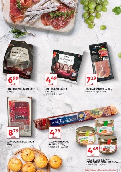 Auchan gazetka promocyjna od 2019-11-21, strona 7