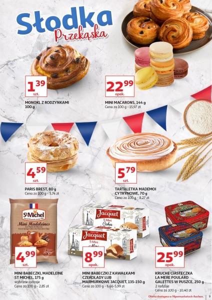 Auchan gazetka promocyjna od 2019-11-21, strona 9