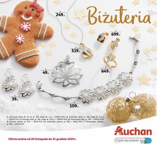 Auchan gazetka promocyjna od 2019-11-20, strona 1
