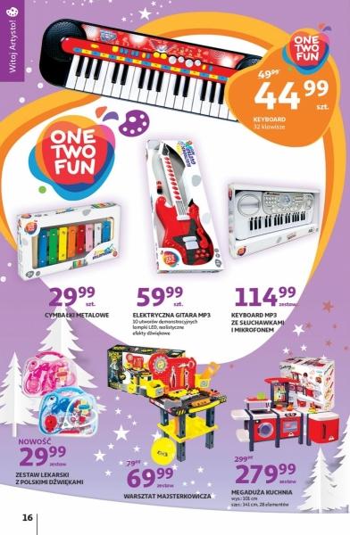 Auchan gazetka promocyjna od 2019-11-28, strona 16