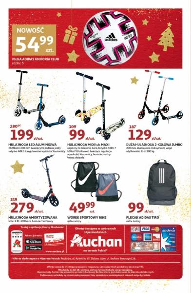 Auchan gazetka promocyjna od 2019-11-28, strona 24