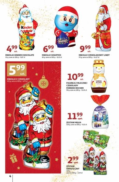 Auchan gazetka promocyjna od 2019-11-28, strona 4