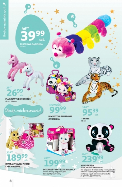 Auchan gazetka promocyjna od 2019-11-28, strona 8