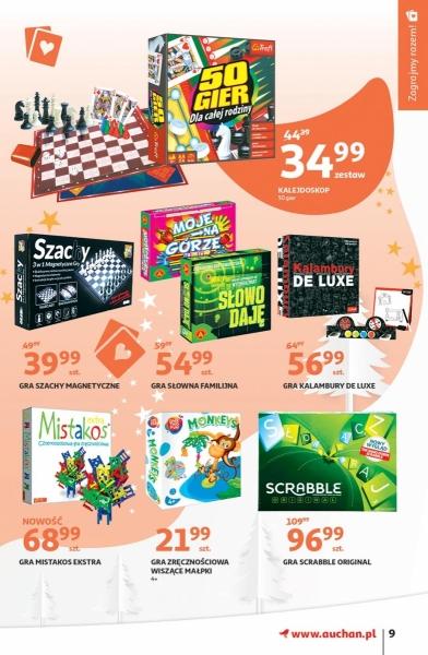 Auchan gazetka promocyjna od 2019-11-28, strona 9