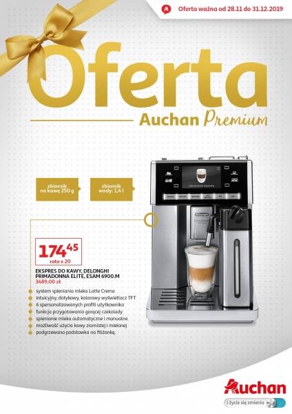Auchan gazetka promocyjna od 2019-11-28, strona 1