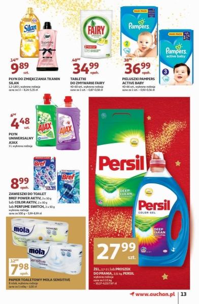 Auchan gazetka promocyjna od 2019-11-28, strona 13