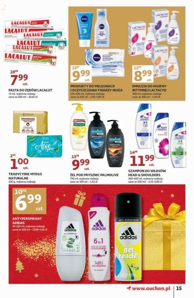 Auchan gazetka promocyjna od 2019-11-28, strona 15