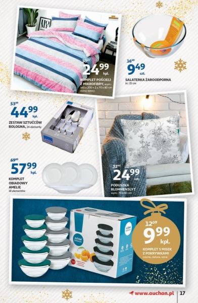 Auchan gazetka promocyjna od 2019-11-28, strona 17